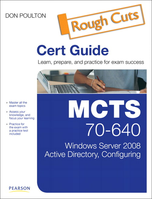 cert mcts directory server active windows 2008 wish