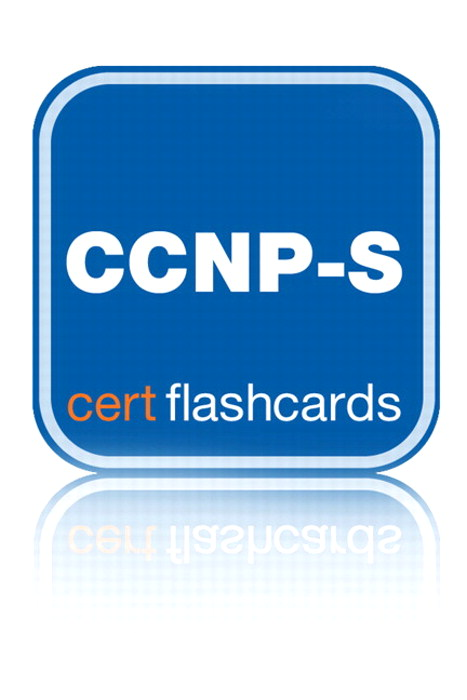 CCNP SWITCH 642-813 Cert Flash Cards Online, App (iPhone)
