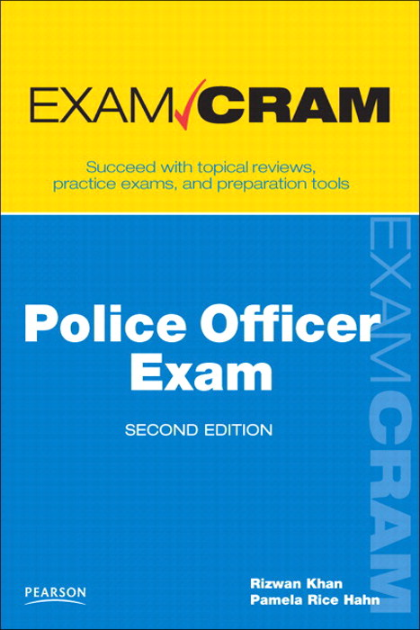 Police Officer Exam Cram,, 2nd Edition