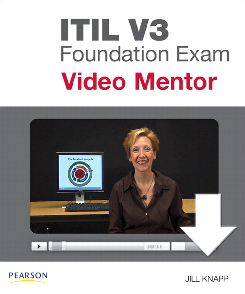 Chapter 5: Lesson 2: ITIL's Four Functions, Downloadable Video