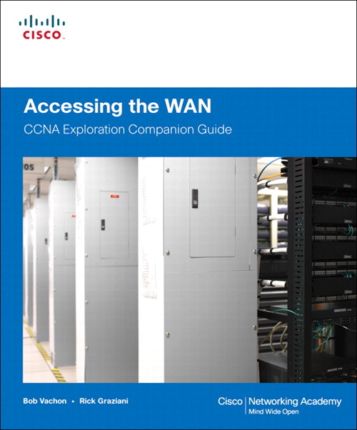 Accessing the WAN, CCNA Exploration Companion Guide
