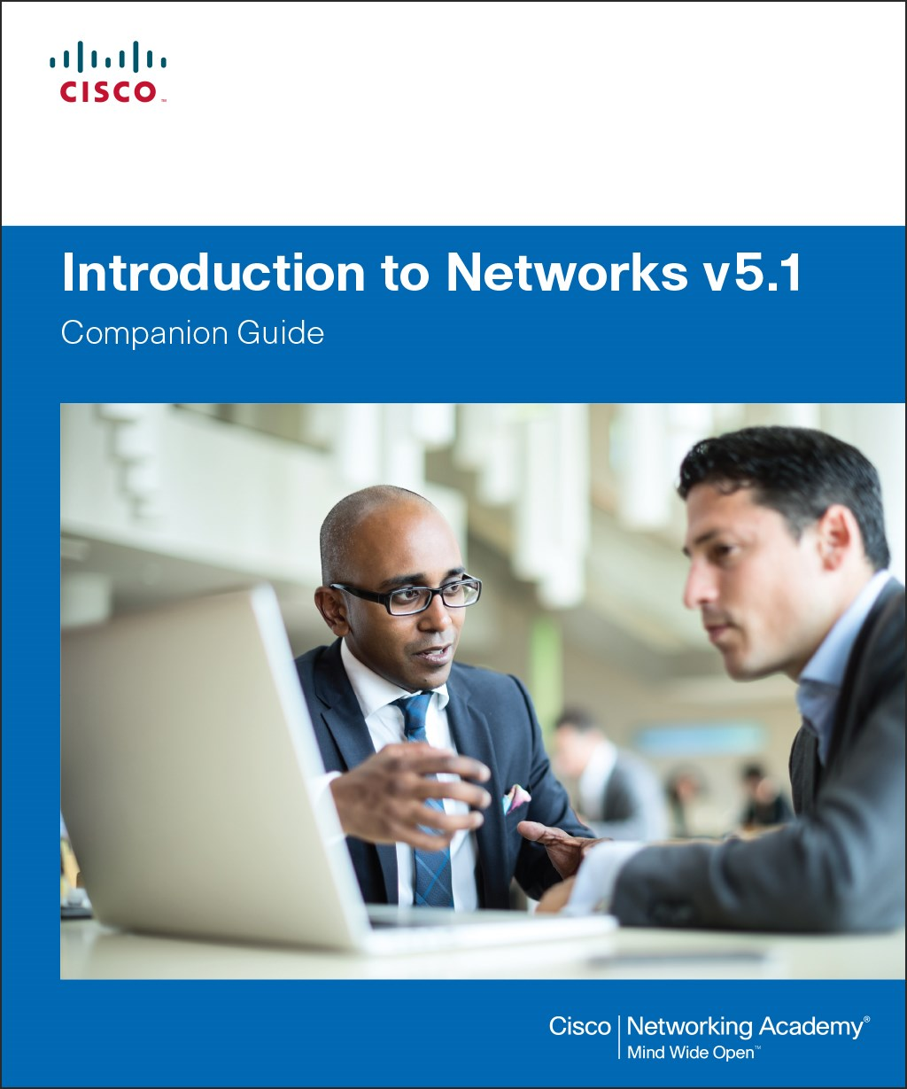 Introduction to Networks Companion Guide v5.1
