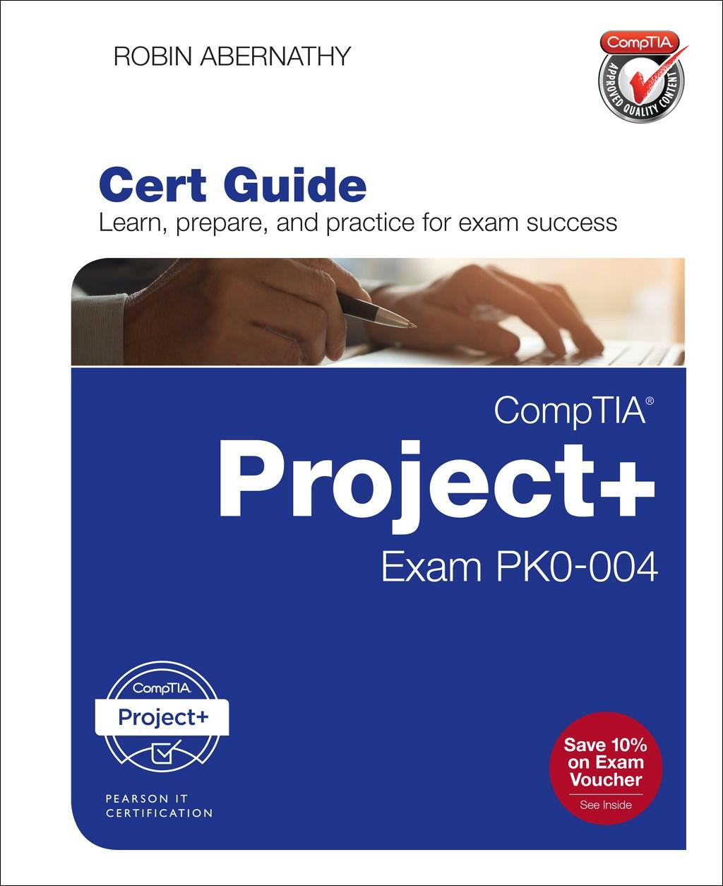 comptia pk0 cert exam pearson certification hardcover wish edition robin