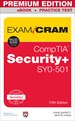 CompTIA Security+ SY0-501 Exam Cram Premium Edition and Practice Tests