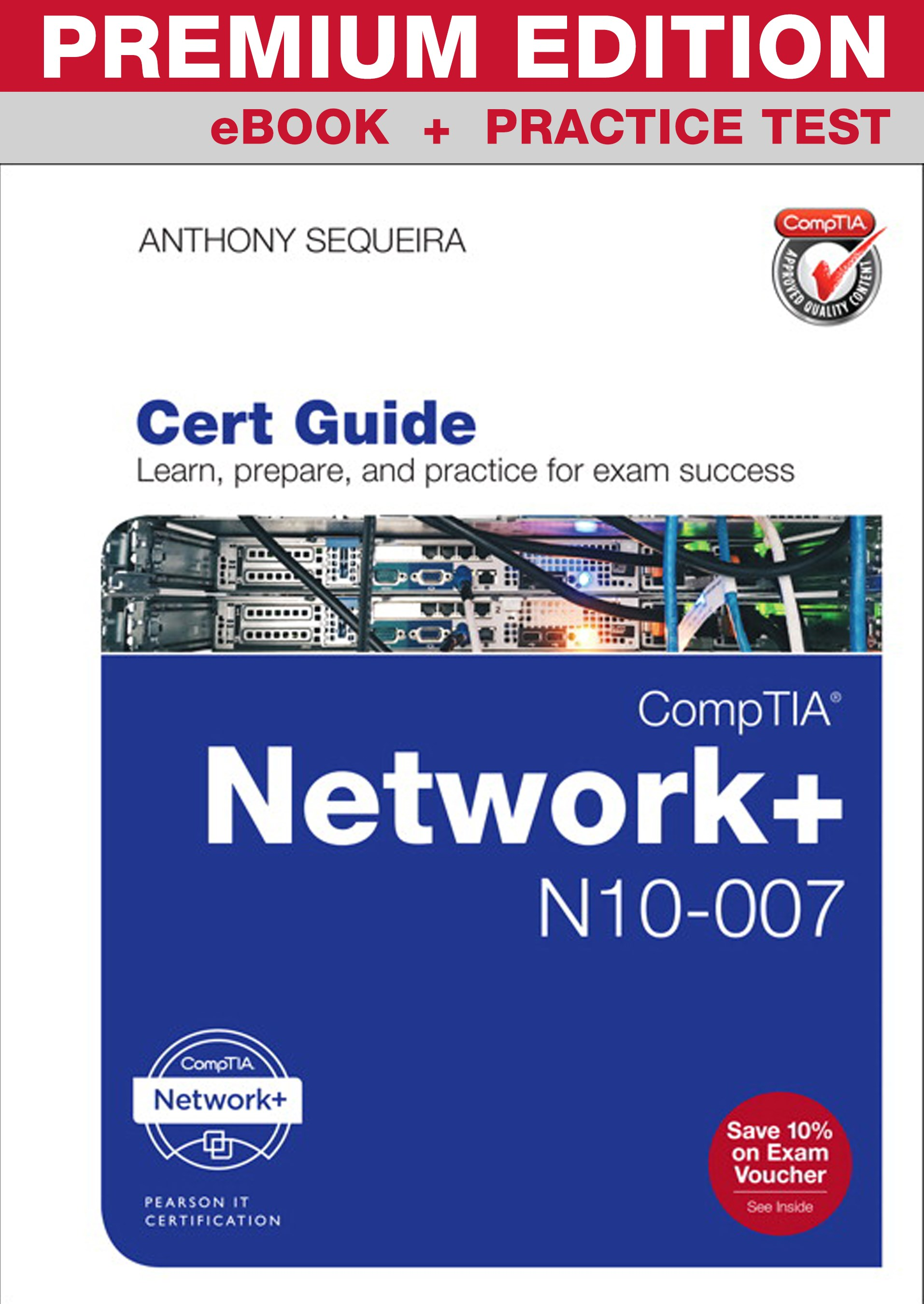Comptia network n10 007 cert guide premium edition and practice comptia network n10 007 cert guide premium edition and practice test fandeluxe Image collections
