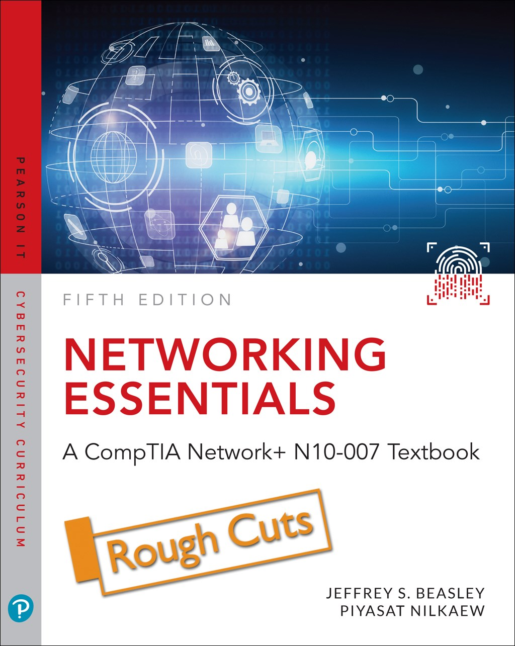 Networking Essentials: A CompTIA Network+ N10-007 Textbook, Rough Cuts, 5th Edition