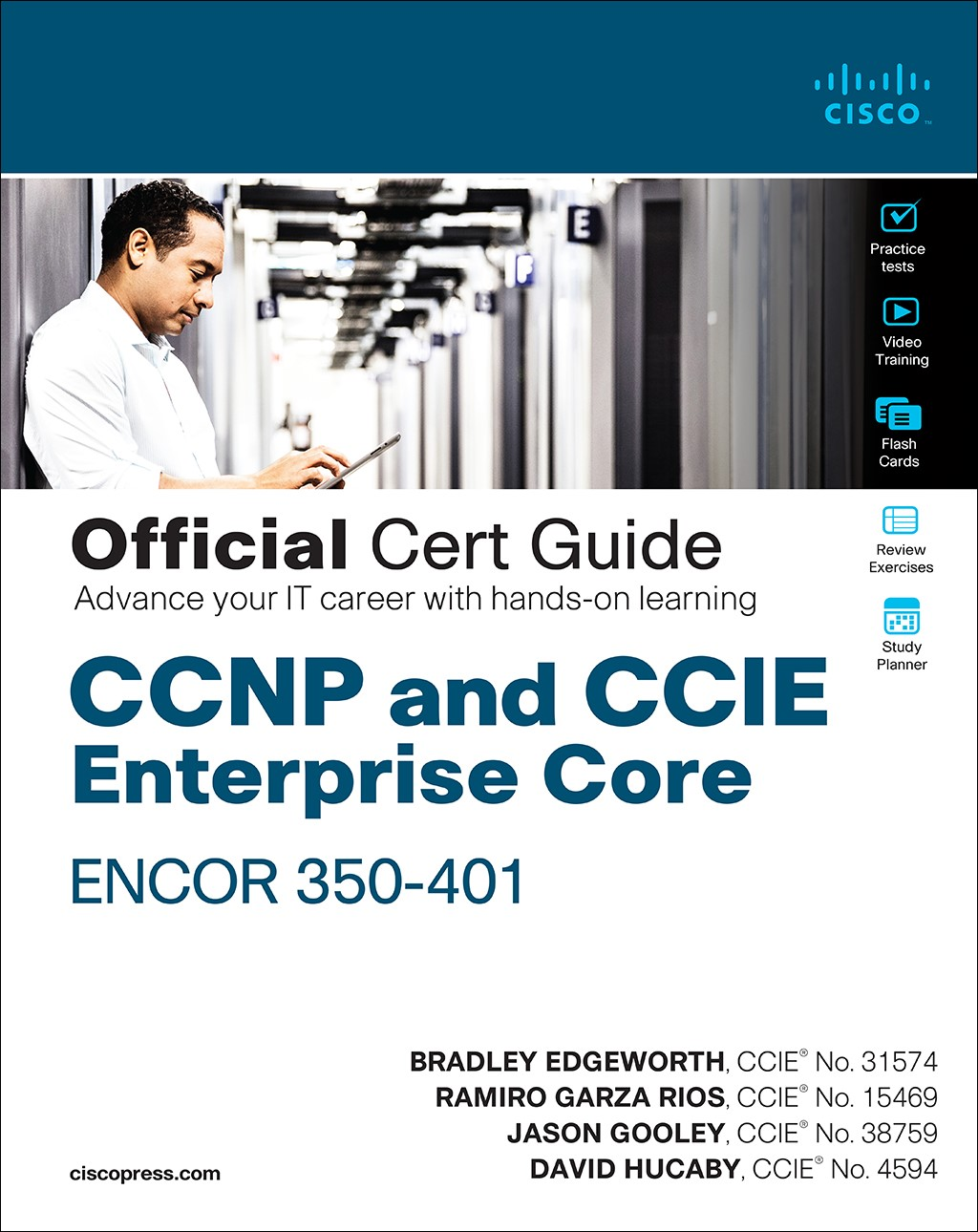CCNP and CCIE Enterprise Core ENCOR 350-401 Official Cert Guide (Rough Cuts)