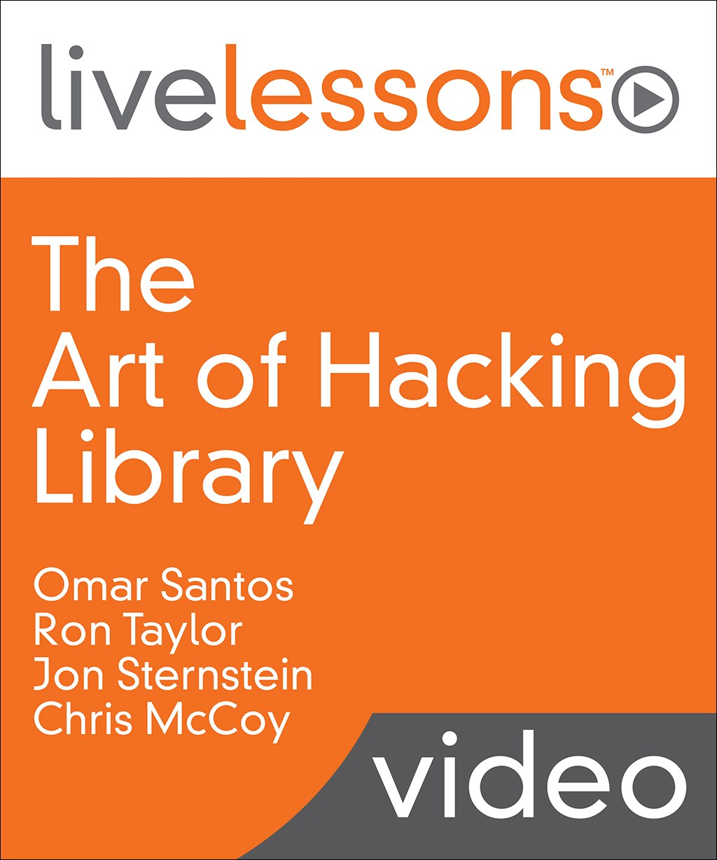 The Art of Hacking Library (Video Training)