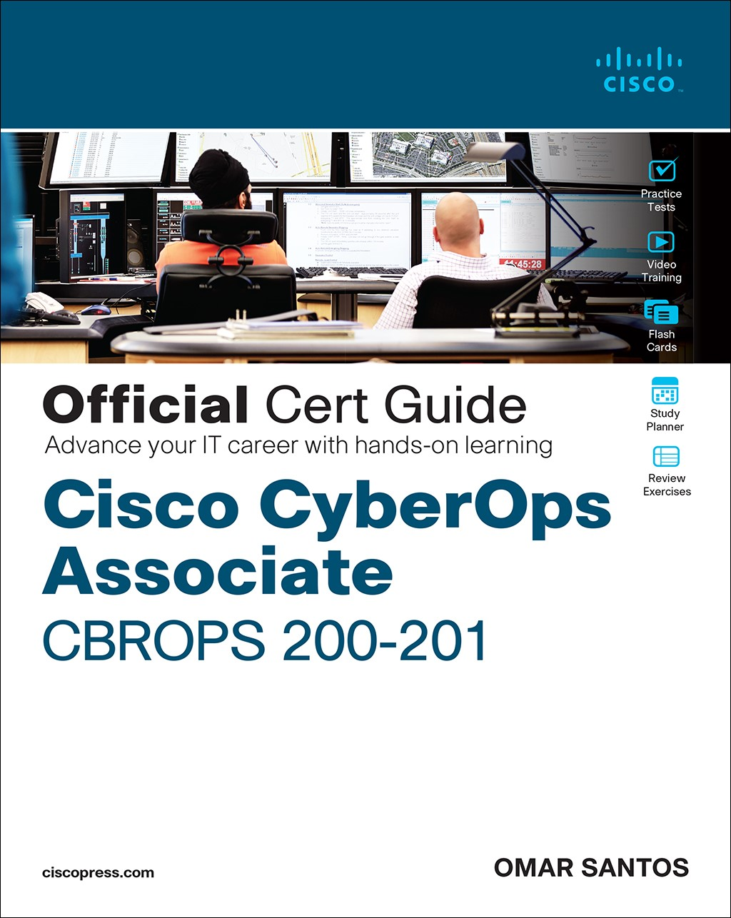 Cisco CyberOps Associate CBROPS 200-201 Official Cert Guide