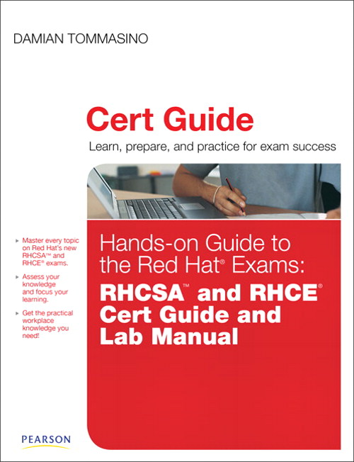 red hat rhcsa rhce 7 cert guide pdf download