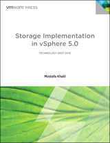 Storage Implementation in vSphere 5.0®