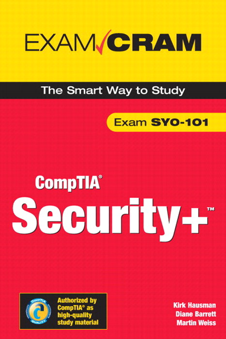 Security+ Certification Exam Cram 2 (Exam Cram SY0-101), Adobe Reader
