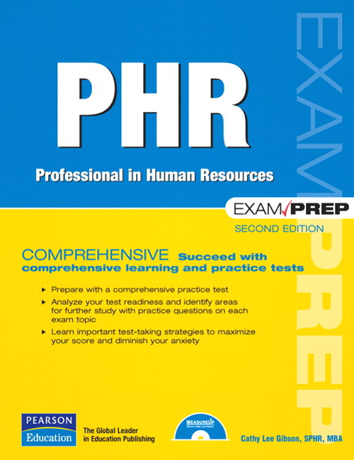PHR Exam Prep: Professional in Human Resources, 2nd Edition