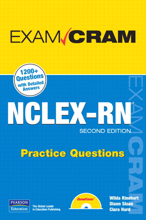 NCLEX-RN Practice Questions, 2nd Edition
