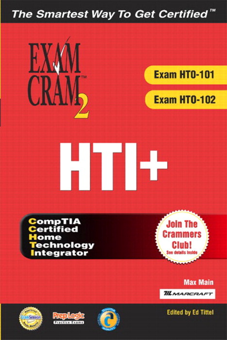 HTI+ Exam Cram 2