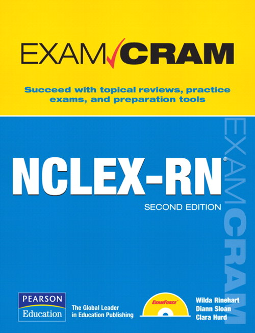 NCLEX-RN Exam Cram, 2nd Edition
