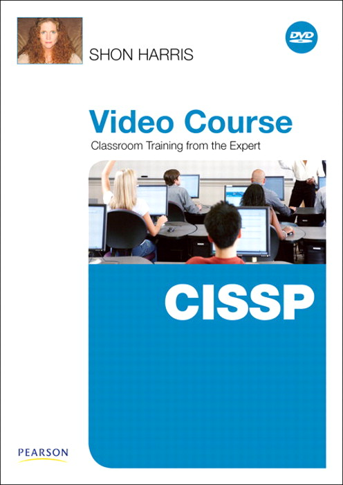 CISSP Video Course, Downloadable Version