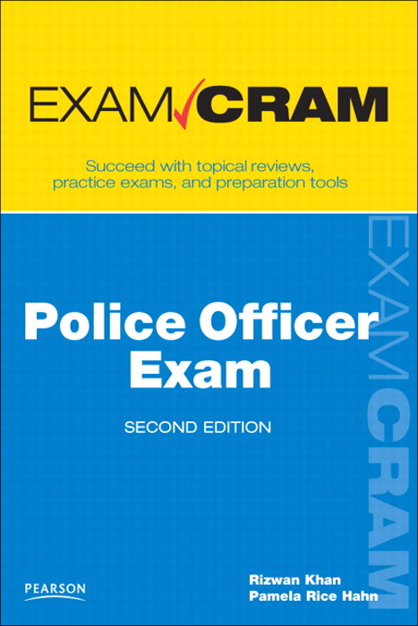 Police Officer Exam Cram, 2nd Edition