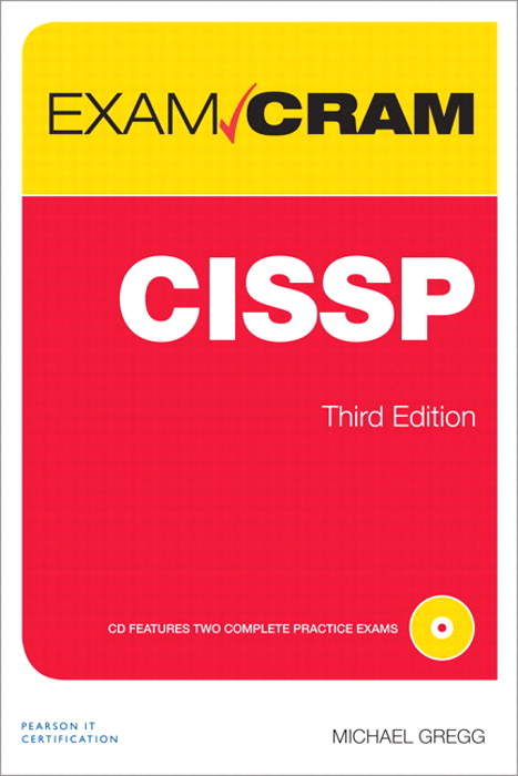 CISSP Exam Cram, 3rd Edition