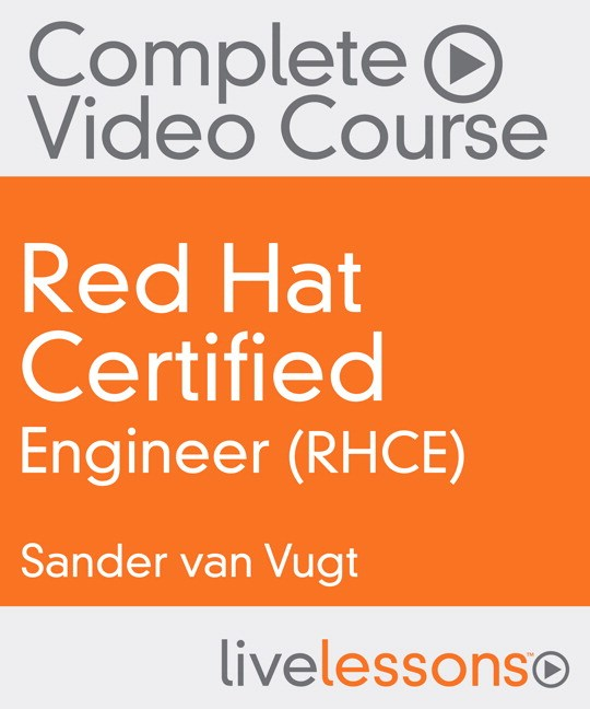 Red Hat Certified Engineer (RHCE) Complete Video Course