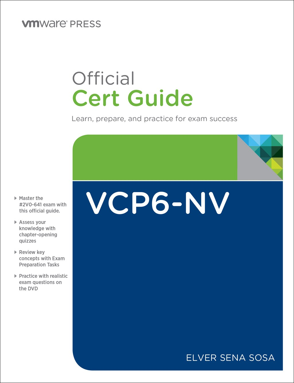 VCP6-NV Official Cert Guide (Exam #2V0-641) | Pearson IT