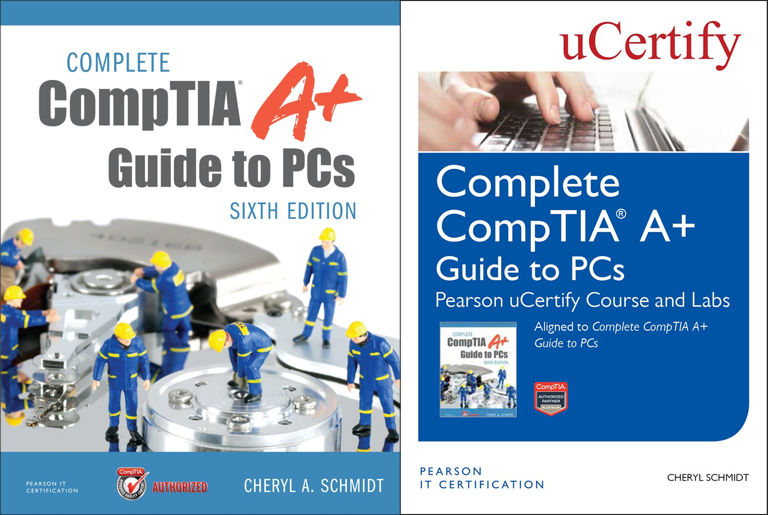 Complete CompTIA A+ Guide to PCs Pearson uCertify Course and Labs and Textbook Bundle