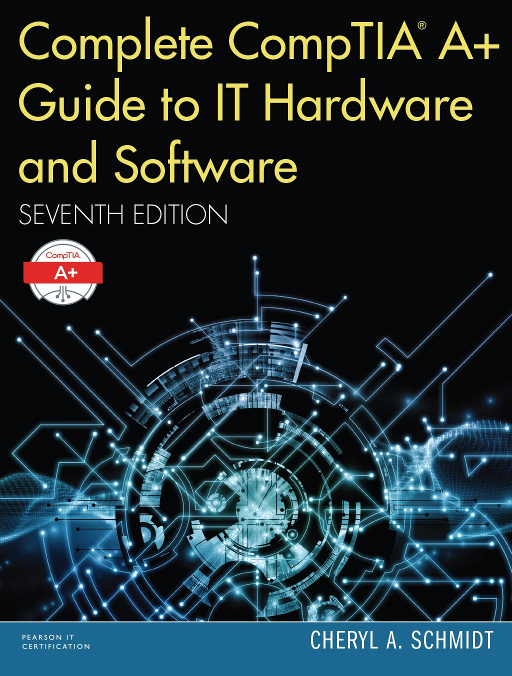 Complete CompTIA A+ Guide to IT Hardware and Software, 7th Edition.
