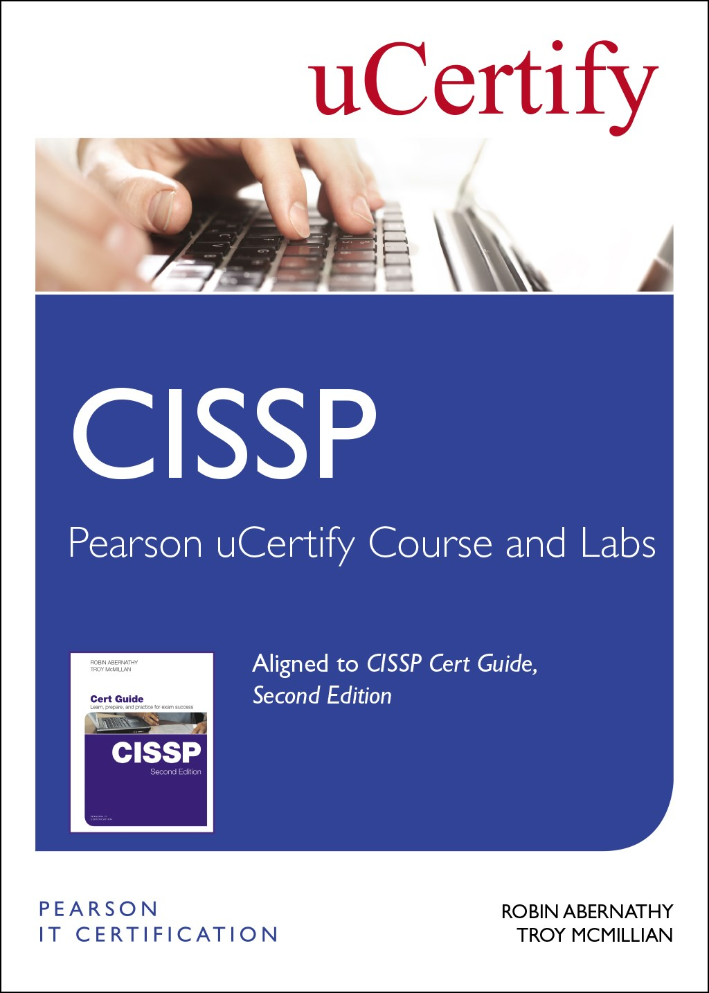 CISSP Pearson uCertify Course and Labs