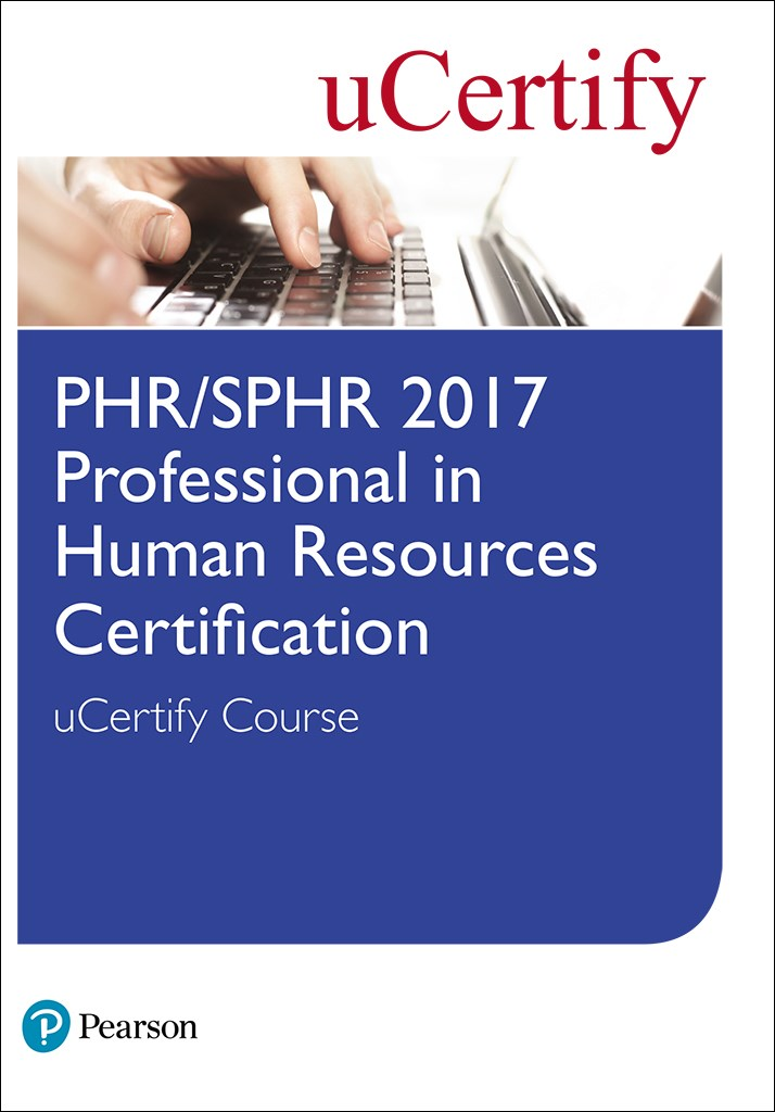 certification phr human sphr resources professional wish pearsonitcertification