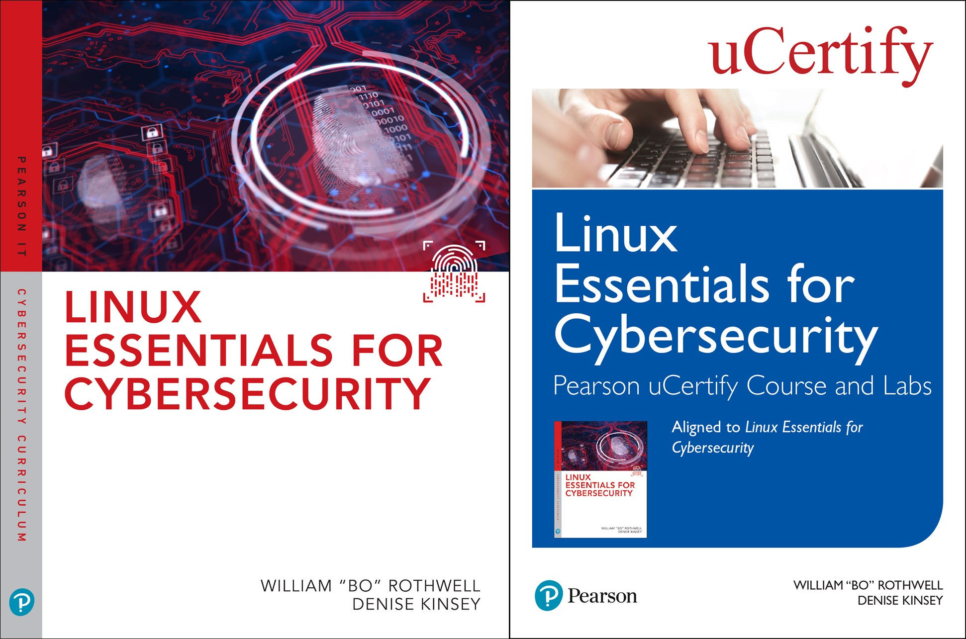 Linux Essentials for Cybersecurity Pearson uCertify Course and Labs and Textbook Bundle