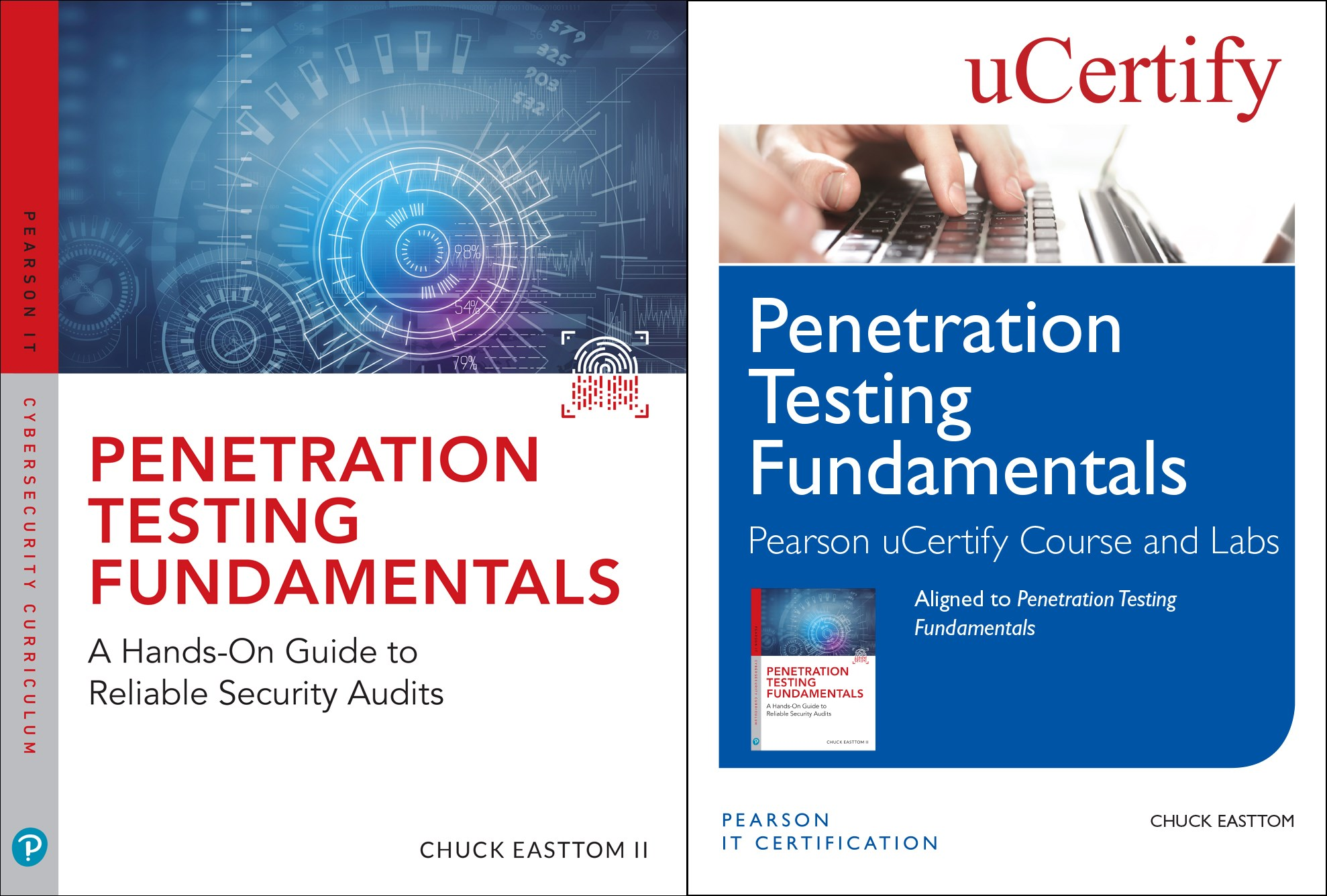 Penetration Testing Fundamentals Pearson uCertify Course and Labs and Textbook Bundle