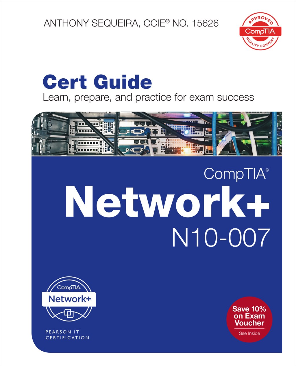 Practice tests pearson it certification comptia network n10 007 cert guide fandeluxe Gallery