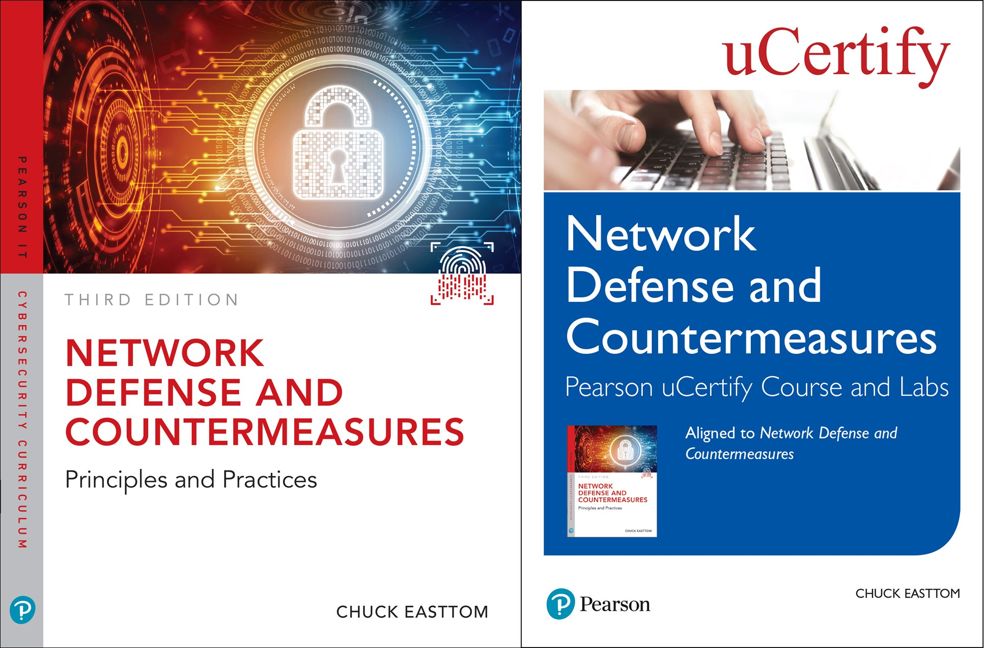Network Defense and Countermeasures Pearson uCertify Course and Labs and Textbook Bundle