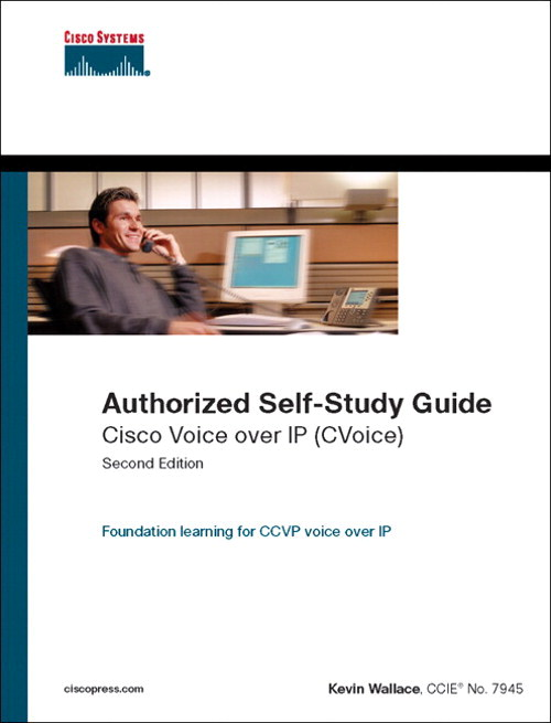Cisco Voice over IP (CVoice) (Authorized Self-Study Guide), Adobe Reader, 2nd Edition