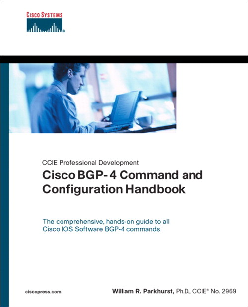 Cisco BGP-4 Command and Configuration Handbook