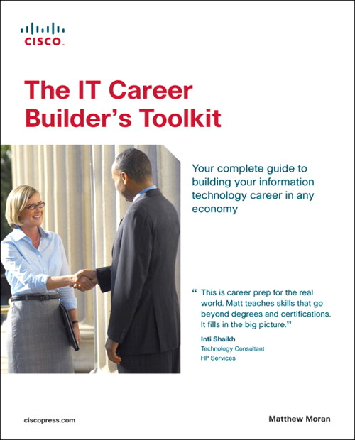IT Career Builder's Toolkit, The