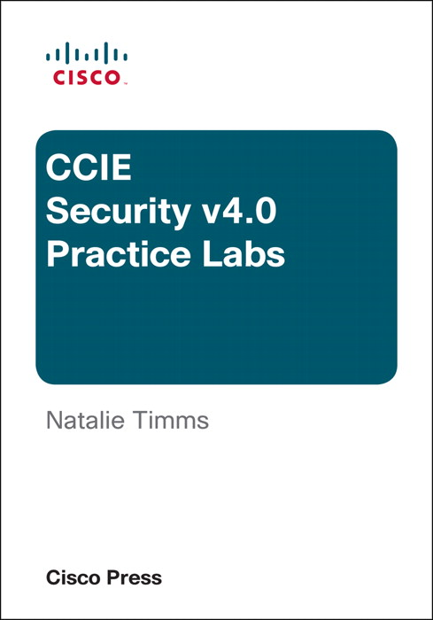 CCIE Security v4.0 Practice Labs