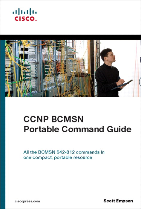 CCNP BCMSN Portable Command Guide