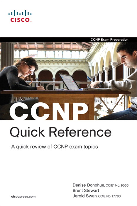CCNP Quick Reference