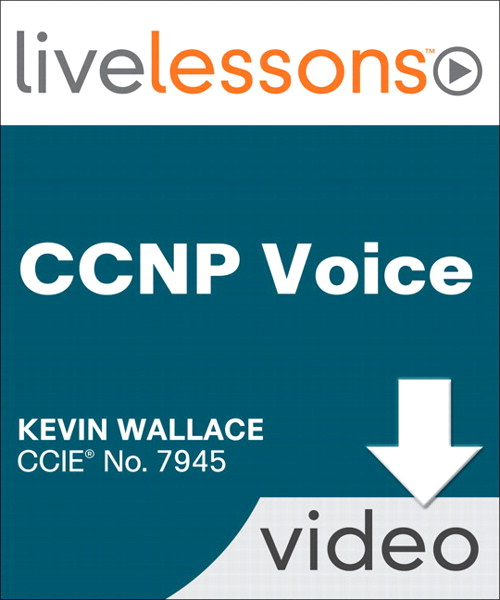 CVOICE Lesson 7: Dial Peer Codec Selection, Downloadable Version