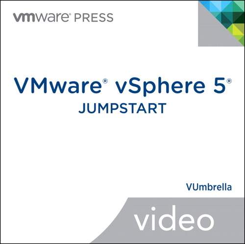 VMware vSphere 5 Jumpstart (Video Training) (DVD)
