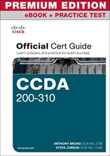 CCDA 200-310 Official Cert Guide Premium Edition and Practice Test, 5th Edition