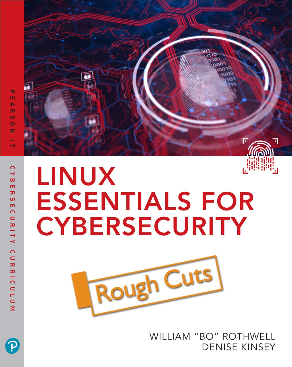Linux Essentials for Cybersecurity,Rough Cuts