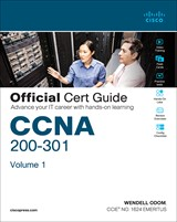 CCNA 200-301 Official Cert Guide, Volume 1 | Pearson IT