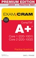 CompTIA A+ Practice Questions Exam Cram Core 1 and Core 2