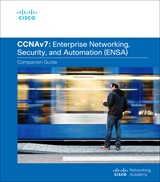 Enterprise Networking, Security, and Automation  Companion Guide (CCNAv7)