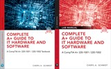 Complete A+ Guide to IT Hardware and Software, 8th Edition Textbook and Lab Manual bundle