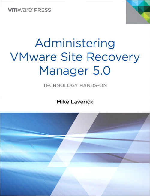 Administering VMware Site Recovery Manager 5.0