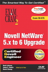 Novell Netware 5.x to 6 Upgrade Exam Cram 2