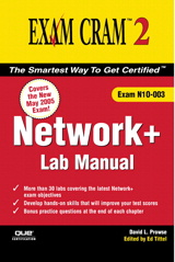 Network+ Exam Cram 2 Lab Manual